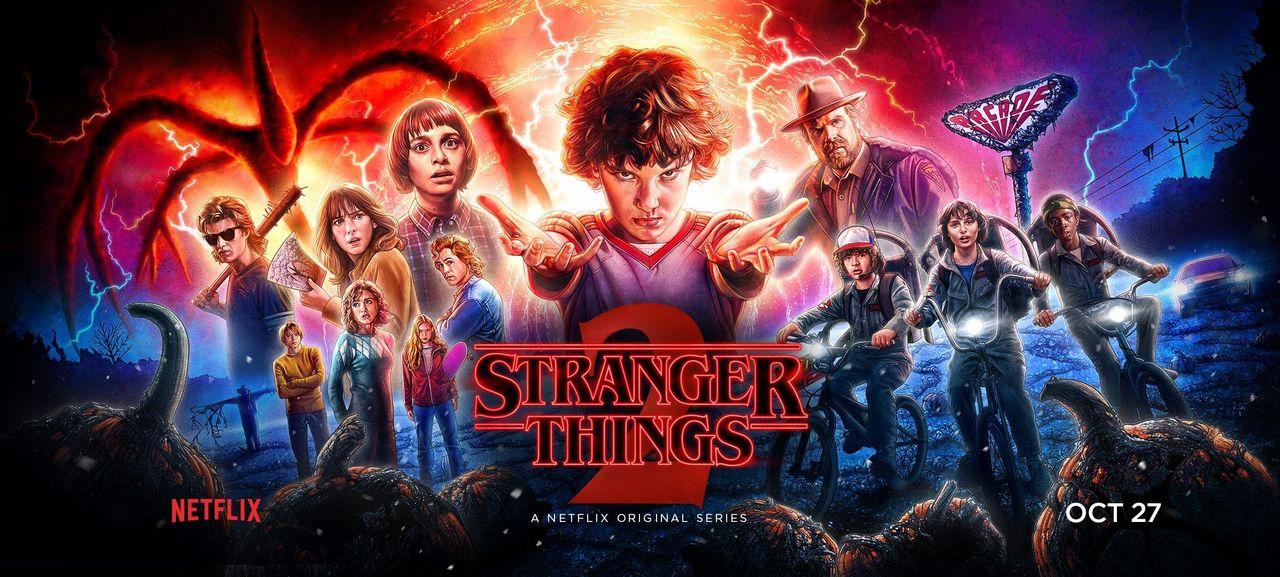 Photo of Série «Stranger Things» : un véritable phénomène de société
