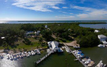 Cabbage Key : une magnifique petite île «old Florida» (près de Sanibel & Captiva)