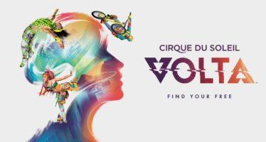 Le Cirque du Soleil présente Volta à Miami et à Tampa