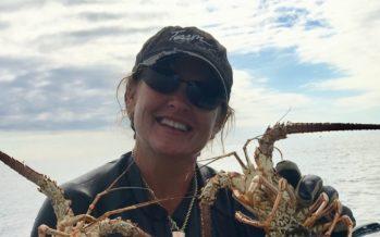 Capitaine Jenn, une perle de la mer à Key Largo