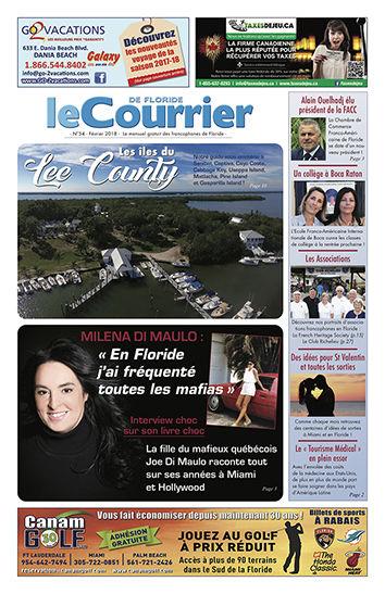 Le Courrier de Floride de Février 2018