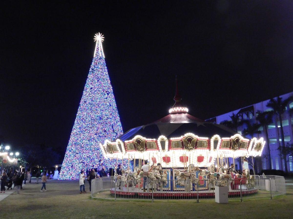 Photos : Delray Beach à Noël et durant les fêtes de fin d'année