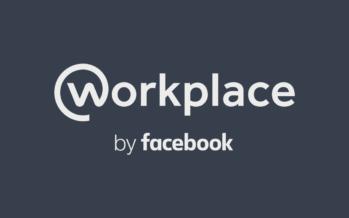 Du nouveau chez Facebook : «Workplace by Facebook», une version réseau social d'entreprises