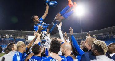 Football (soccer) : L'Impact de Montréal vient s'entraîner et jouer à Miami et St Pete