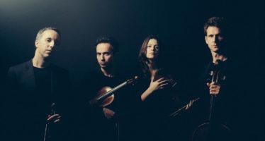 Les Français de «Quatuor Ebène» en concert à Palm Beach
