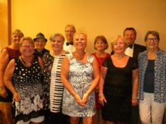 C'était la Journée de la Femme au Cercle des Bons Amis de West Palm Beach !