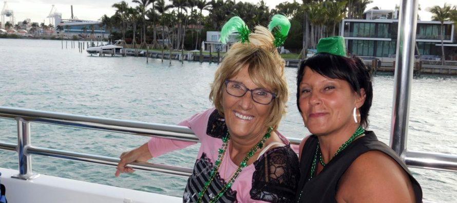 La croisière préférée des Québécois sur les rivières de Miami : «La Croisière s'Amuse» !