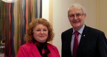 Le ministre Marc Garneau de retour en Floride pour défendre l'ALENA (interview)