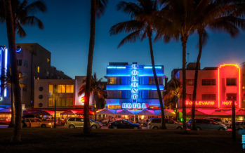Visite guidée en français du quartier Art Deco de South Beach, à Miami Beach