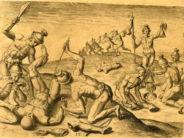 Le Sentier de la Guerre (suite de notre roman historique «Terre d'Espérance» sur l'arrivée des Français en Floride)