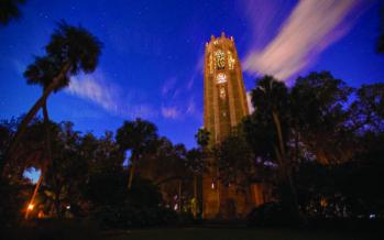 Bok Tower Gardens : des jardins merveilleux (au sud d'Orlando)