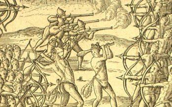 UNE HAINE ANCESTRALE (suite de notre roman historique «Terre d'Espérance» sur l'arrivée des Français en Floride)