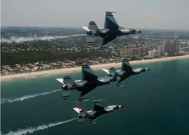 Fort Lauderdale Air Show 2018
