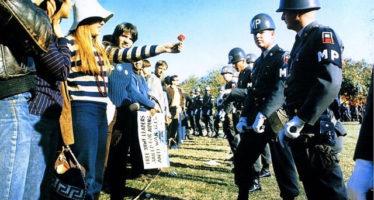 Pourquoi il n'y a pas eu de Mai 1968 aux Etats-Unis