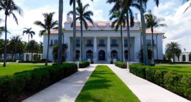 Flagler Museum de Palm Beach : l'incroyable «Whitehall» d'Henry Flagler