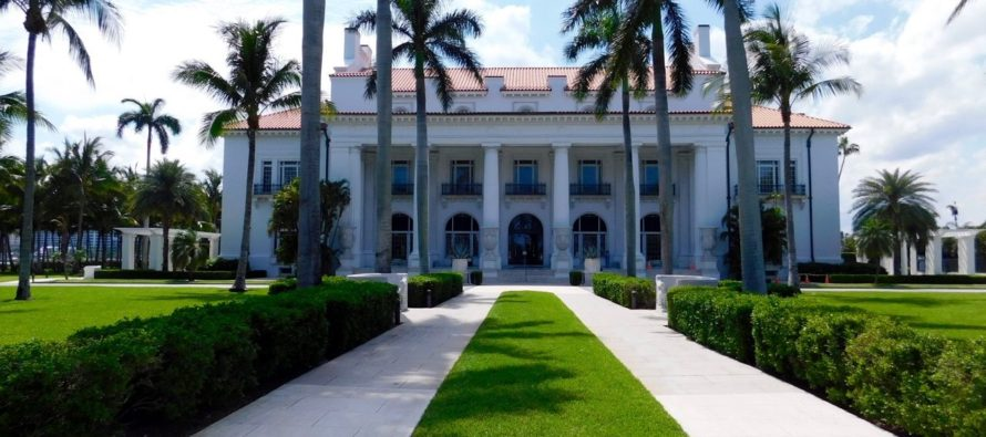 Flagler Museum de Palm Beach : l'incroyable « Whitehall » d'Henry Flagler