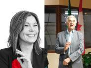 Marcel Racicot laisse la présidence de la CCQF à Marie-Claude Péthel (Chambre de Commerce Québec-Floride)