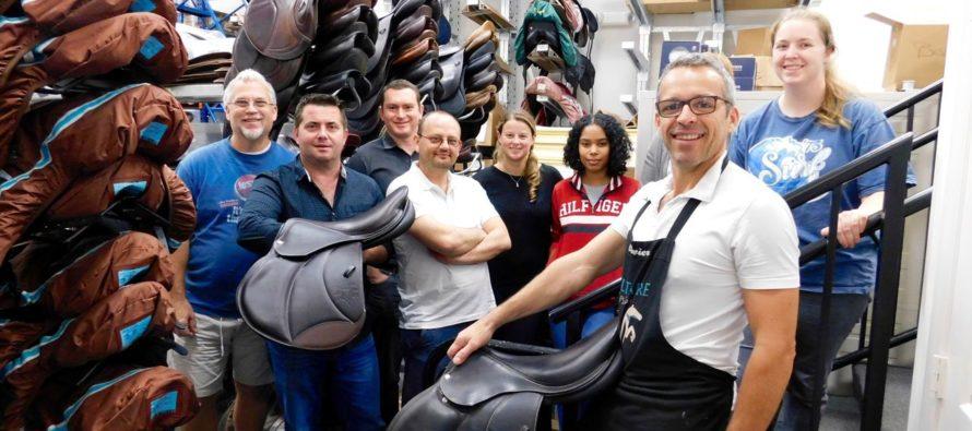 Selles de cheval françaises et accessoires de luxe pour chevaux aux Etats-Unis : Voltaire Design
