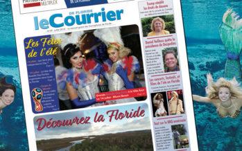 Le Courrier de Floride de Juillet 2018 est sorti !