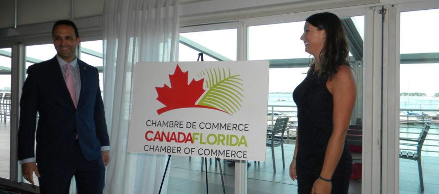 La Chambre de Commerce Canada-Floride a été officiellement lancée ce mercredi