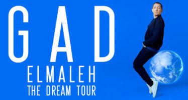 Gad Elmaleh sur scène à Miami en novembre 2018 !