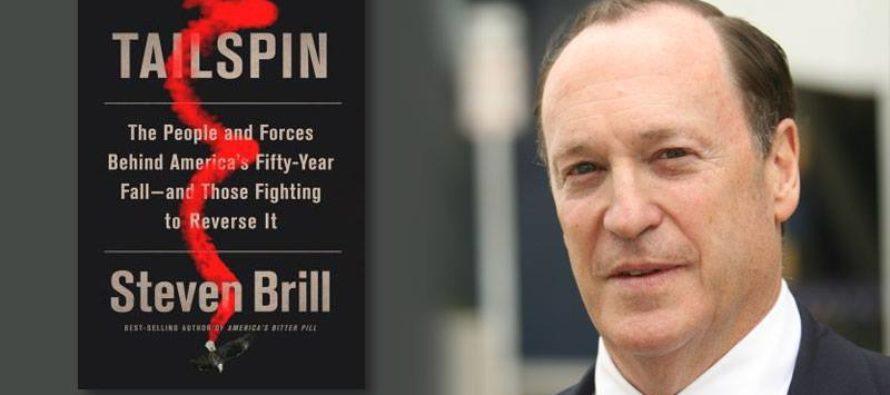 Tailspin : Où comment l'Amérique est partie en vrille