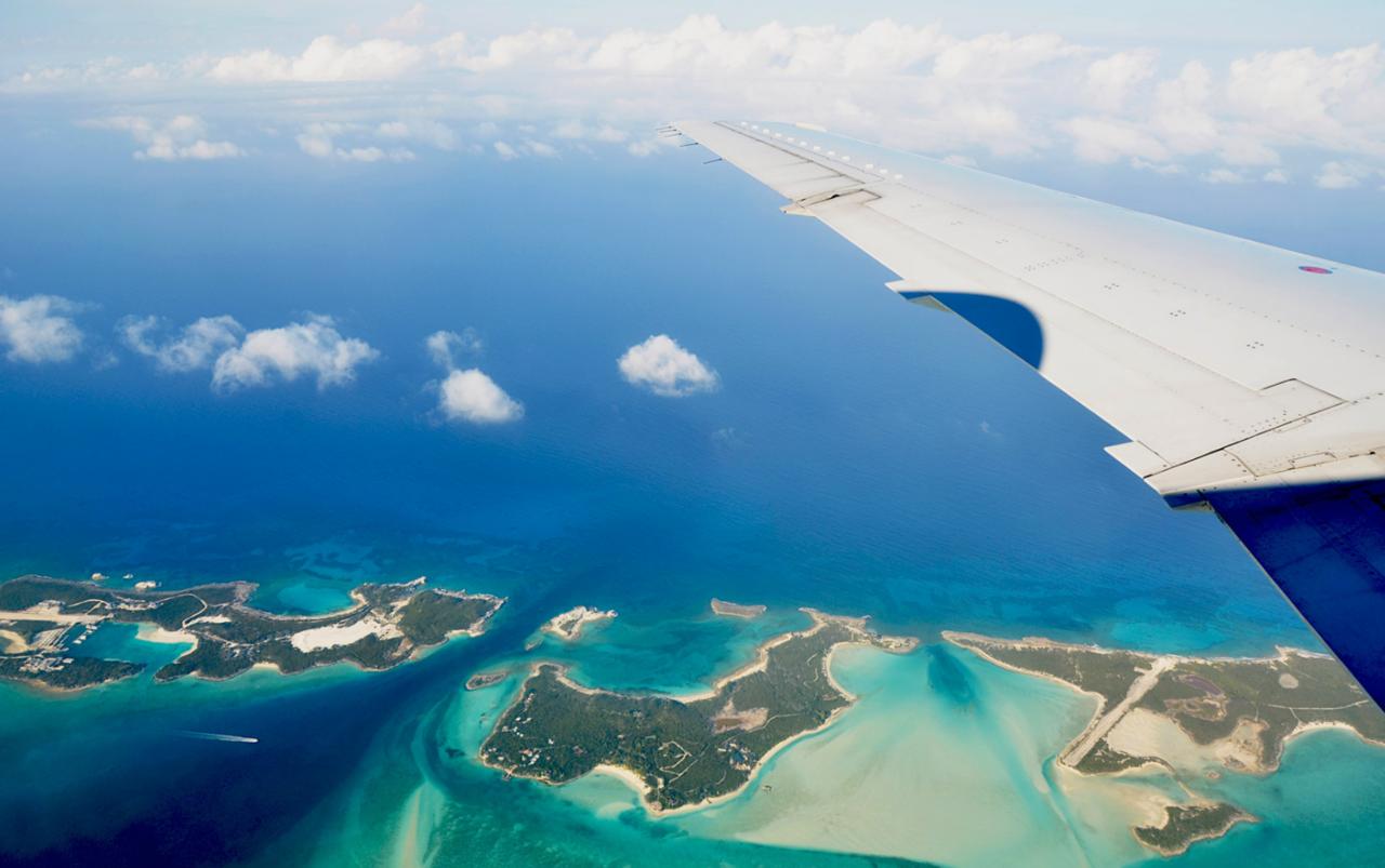 Bahamas archipel des Exumas