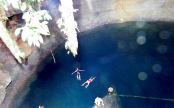 Les cenotes de Cobá : Multum Ha,Choo HaetTankach Ha