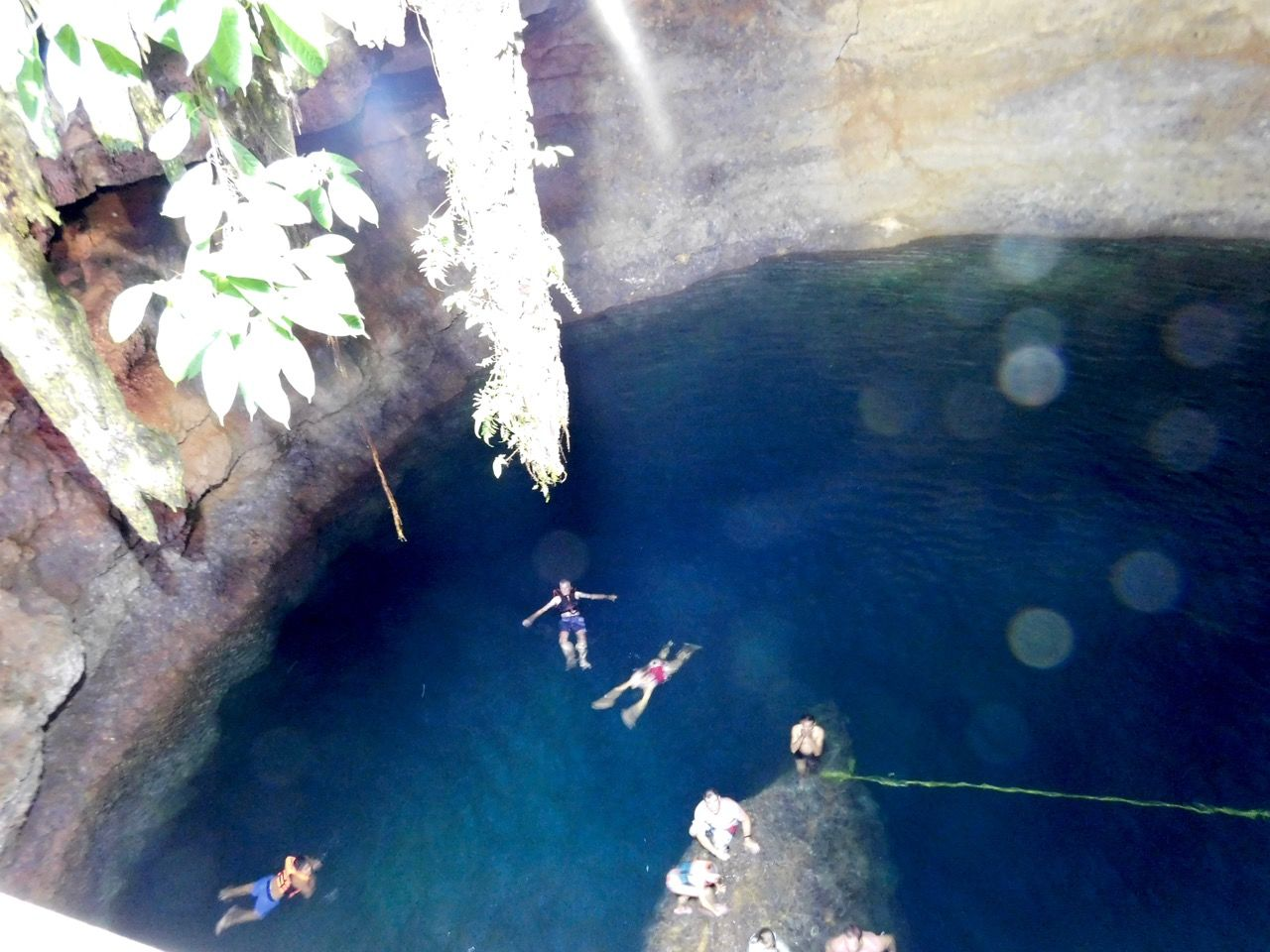 Photo of Les cenotes de Cobá : Multum Ha, Choo Ha et Tankach Ha