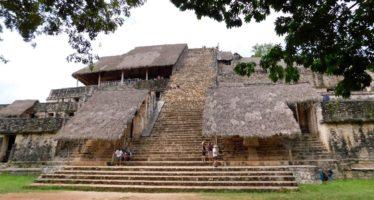 La pyramide de Ek Balam et ses magnifiques statues (Guide du Yucatán / Mexique)