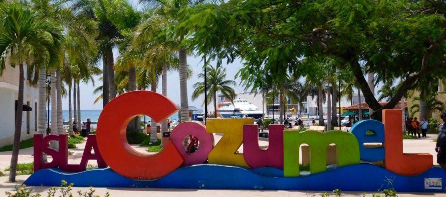 Cozumel : l'île aux incroyables plages et fonds marins (près de Playa Del Carmen au Mexique)