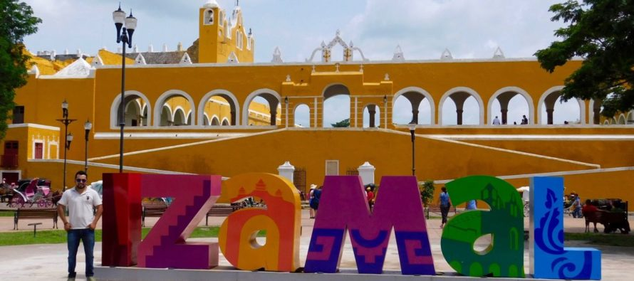Izamal, la ville jaune du Yucatán