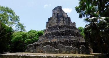 Muyil : une cité maya en ruine à visiter (au sud de Tulum, au Mexique)