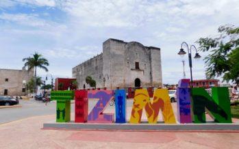 Tizimín : une petite ville du nord du Yucatán (Mexique)
