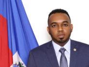 Mot d'accueil du consul d'Haïti, Stéphane Gilles, aux nouveaux arrivants en Floride