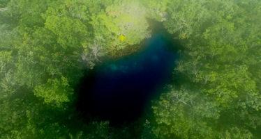 Les cenotes Car Wash et Zacil-Ha, à Tulum (sur la route de Coba au Mexique)