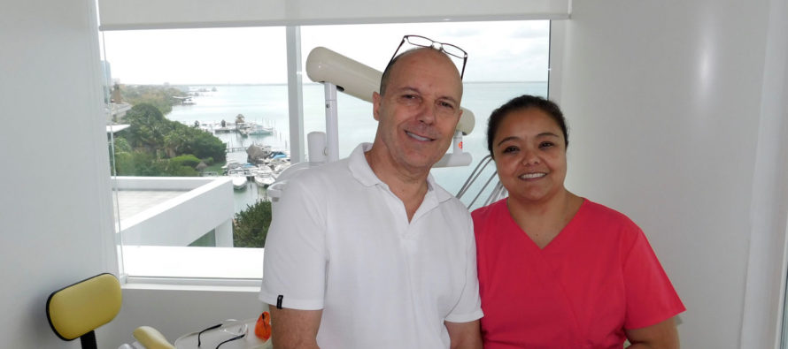 Le dentiste à pas cher des francophones des Etats-Unis et Canada : Sunset Dental à Cancun !!!