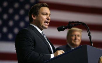 Ron DeSantis élu gouverneur de Floride. Rick Scott élu sénateur : tous les résultats en Floride.