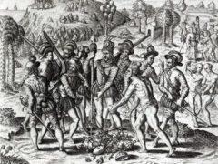 Mutinerie à Fort Caroline (suite de notre roman historique « Terre d'Espérance » sur l'arrivée des Français en Floride)