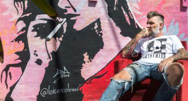 Loïc Ercolessi : l'artiste pop (et photographe) qui monte à Miami