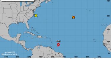 Saison des ouragans : Le point sur l'arrivée des tempêtes aux Etats-Unis