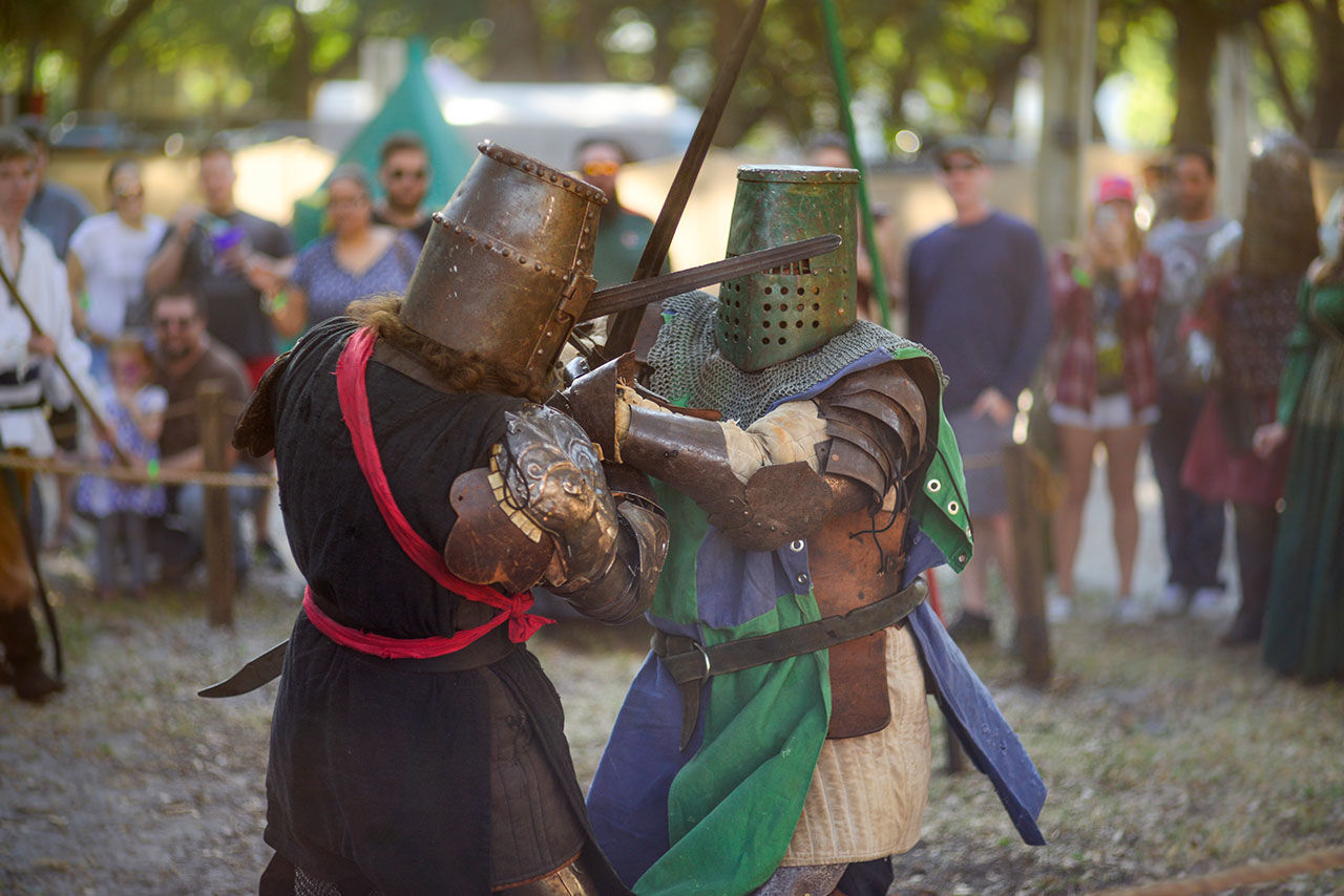 Camelot Days Medieval Festival à Hollywood