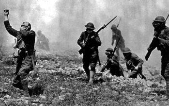 """""""La Grande Guerre a accéléré la brutalisation des sociétés"""" (Annaléa Vincent)"""