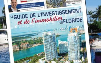 Le Guide 2019 de l'investissement et de l'immobilier en Floride est sorti !
