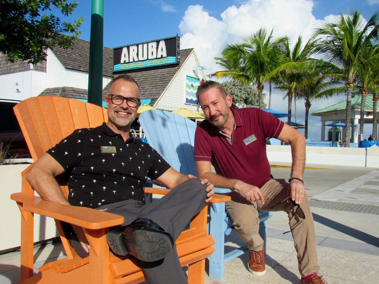 Photo of Agents immobiliers francophones sur Broward Palm-Beach : Richard Rogowski et Danny Shears
