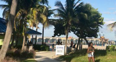 La plage de Pompano Beach va changer de visage