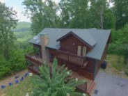 Great Smoky Mountains : louez-y un beau chalet de vacances !