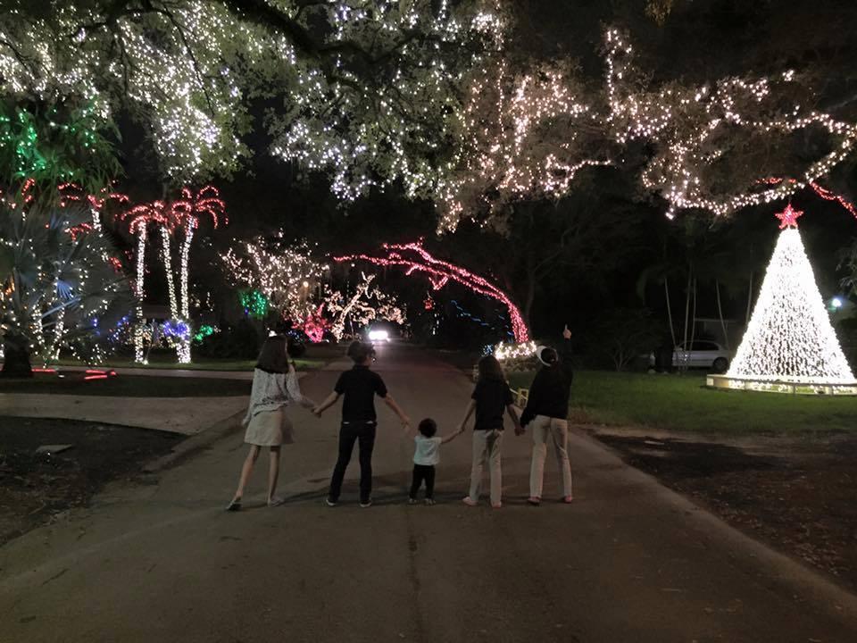 Photo of Noël : Les endroits les mieux décorés à voir en sud Floride (Miami, Broward et Palm Beach)