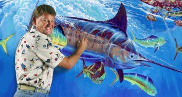 Guy Harvey : le plus célèbre des peintres marins en Floride