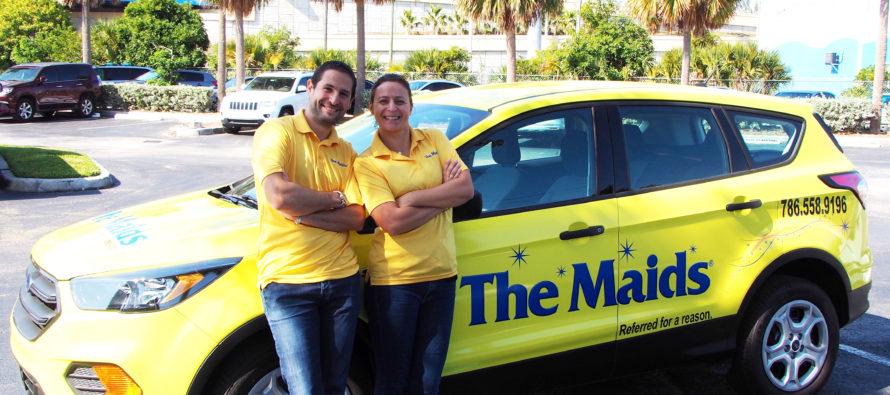 Nettoyage sur mesure de votre maison ou de votre appartement à Miami : The Maids